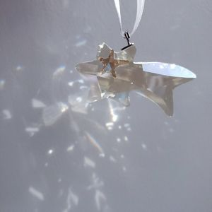 Swarovski crystal ornament star